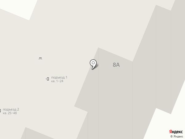 Альтаир 14 на карте Тюмени