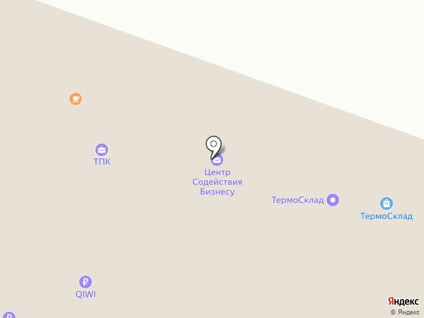 ЭлеКас на карте Тюмени
