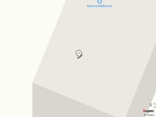 Абсолют-Экспресс на карте Тюмени