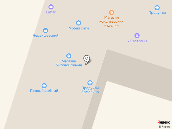 Тюмень-ПАК на карте Тюмени