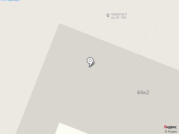 Гарант на карте Тюмени