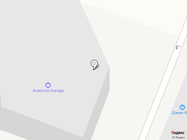 Служба 954 на карте Тюмени