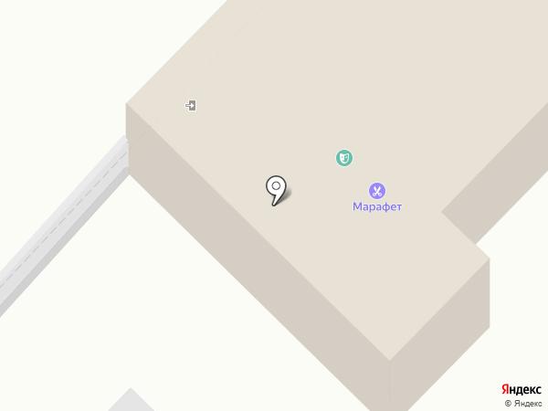 КВЕСТЛАНД на карте Тюмени