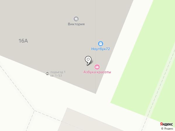Сияние by Aida на карте Тюмени