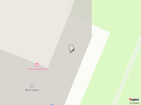 Пивница на карте Тюмени
