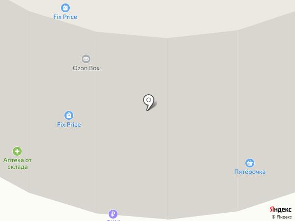Tisa на карте Тюмени