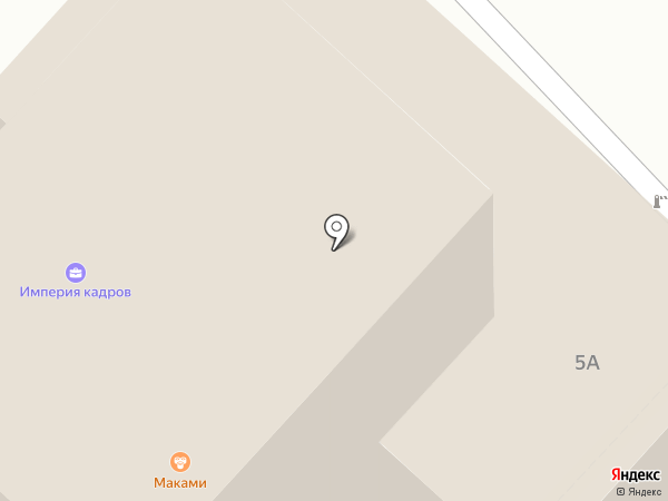 72Мобайл на карте Тюмени