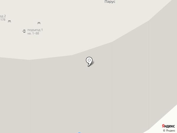 АА на карте Тюмени