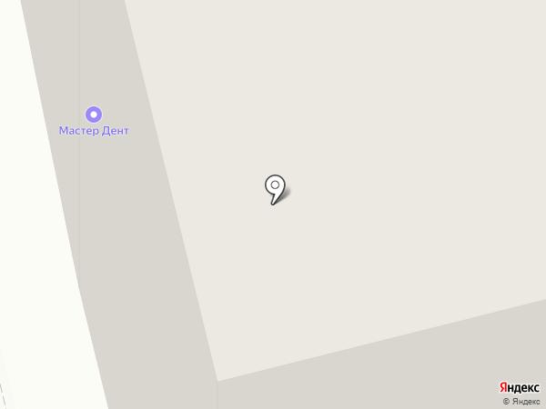 ВЕРТИКАЛЬ на карте Тюмени