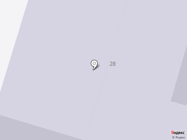 Керуги на карте Тюмени