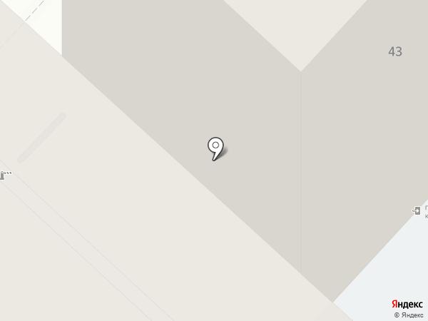 Тюменгазстрой на карте Тюмени