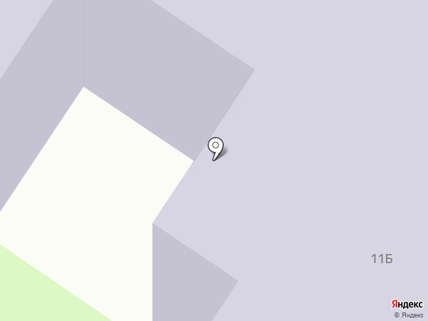 Парикмахерская на карте Тюмени