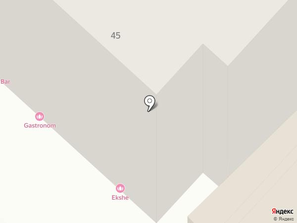 Мастер Сувениров на карте Тюмени