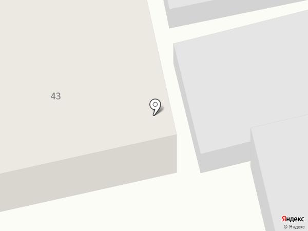 СОЦИАЛЬНАЯ ГОСТИНИЦА на карте Тюмени