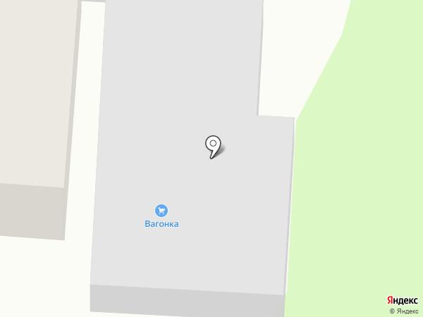 АДА-ПЛЮС на карте Тюмени