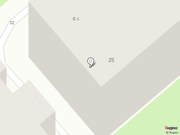 Частный бухгалтер на карте Тюмени