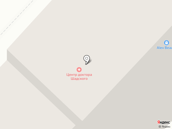 CASH GROUP на карте Тюмени