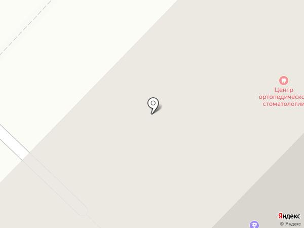 Автор на карте Тюмени