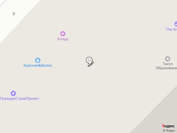 Пенный бочонок на карте Тюмени