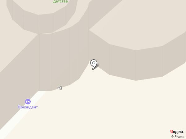 Правовая Тюмень на карте Тюмени