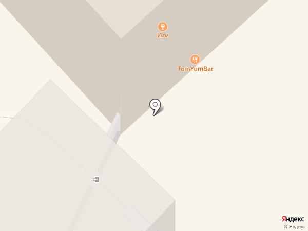 МишЛен на карте Тюмени