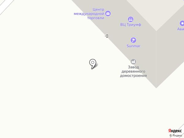 Школа скорочтения на карте Тюмени