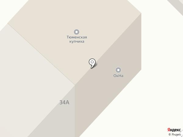 WINKEL на карте Тюмени