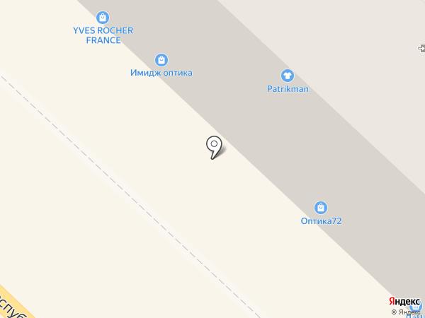 FIGHTWEAR на карте Тюмени