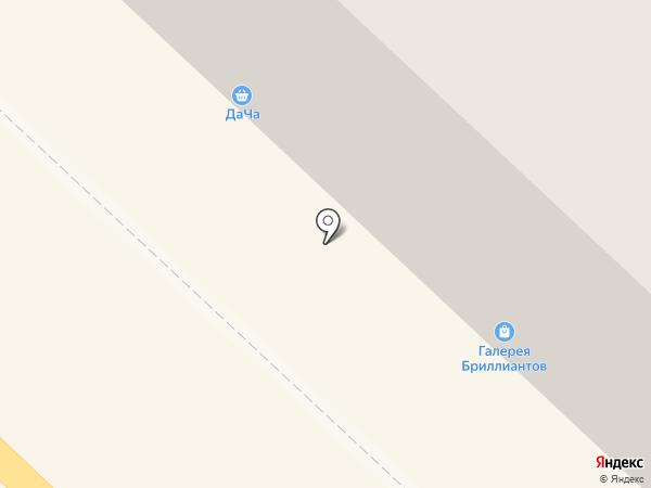 Смоленские Бриллианты на карте Тюмени