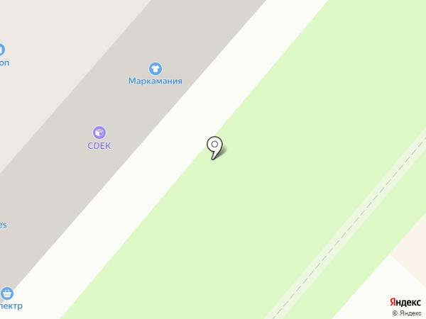Разливаев на карте Тюмени