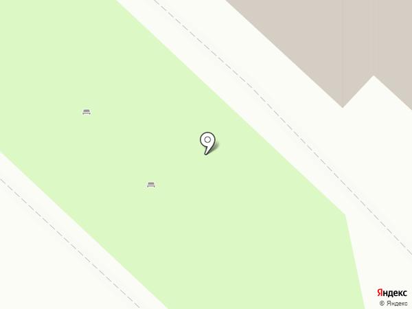 Джайв на карте Тюмени