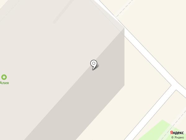 Татьяна на карте Тюмени
