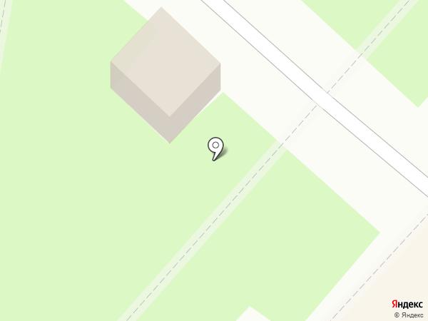 Киоск по продаже цветов на карте Тюмени