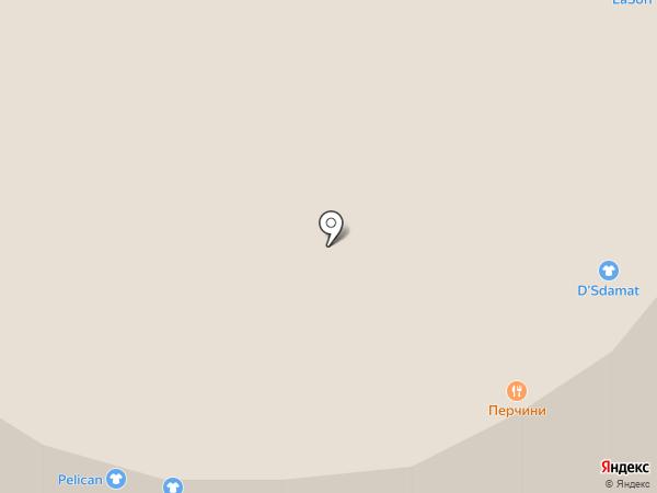 GEOX на карте Тюмени
