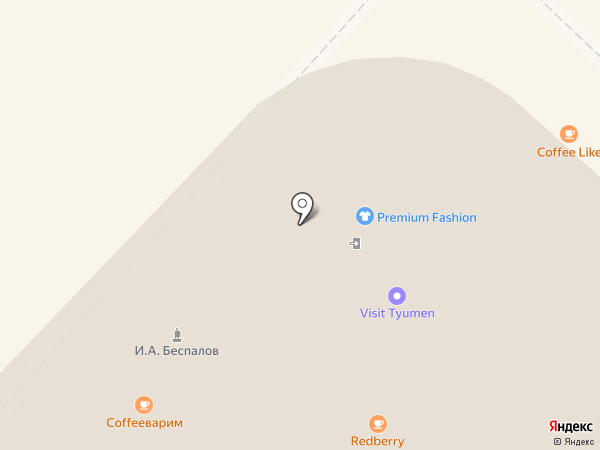 Новая заря на карте Тюмени