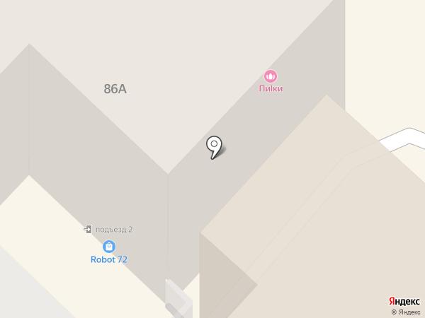 ТУРЛИДЕР на карте Тюмени