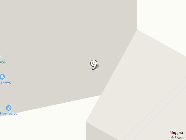 Магнит на карте Тюмени