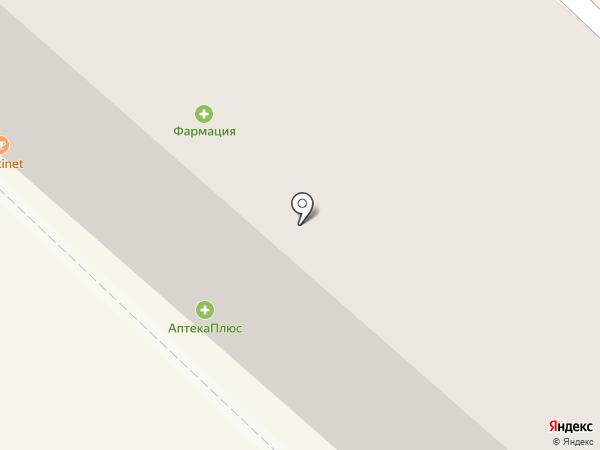 Тюбетей на карте Тюмени