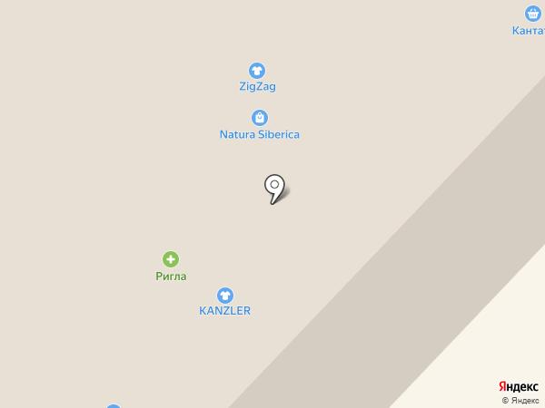 Pompa на карте Тюмени