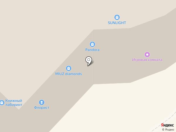 Benaffeto на карте Тюмени