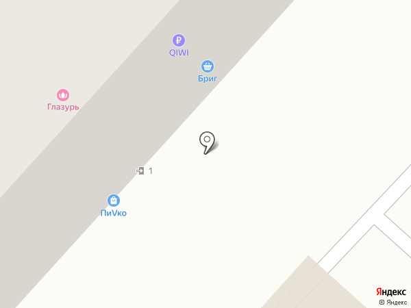 ПиVко на карте Тюмени