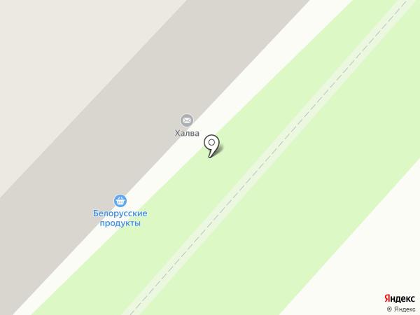 Gentleman на карте Тюмени