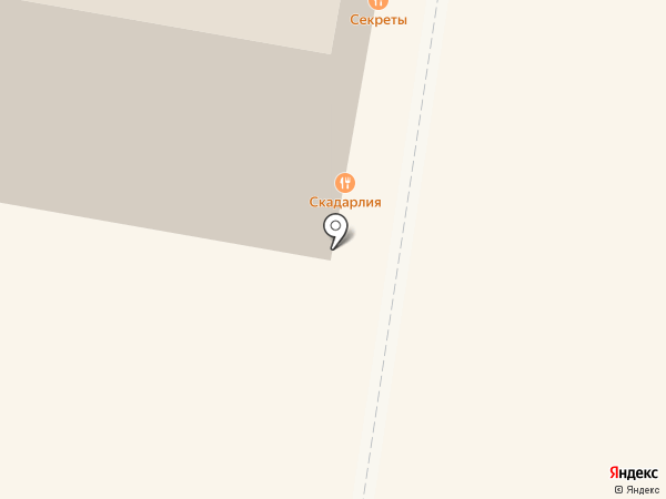 Пожарка на карте Тюмени
