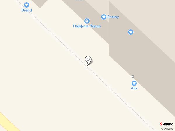 Сим-Сим на карте Тюмени