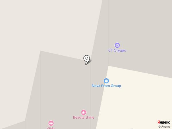 Центр страховых выплат на карте Тюмени