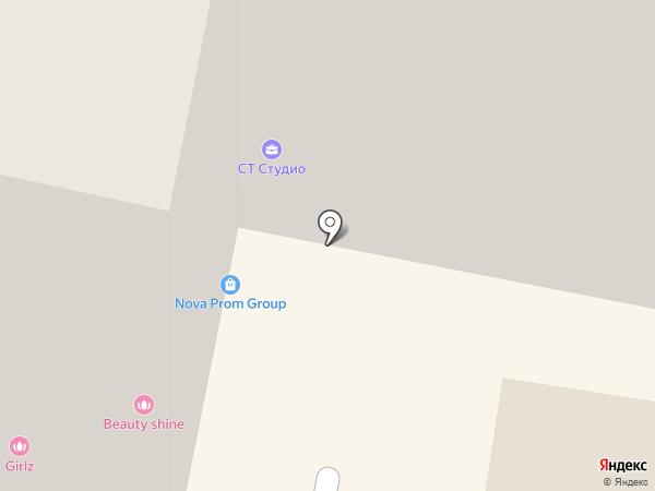 Фукс и Партнеры на карте Тюмени