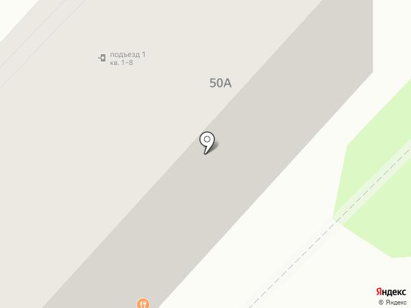 Катран на карте Тюмени