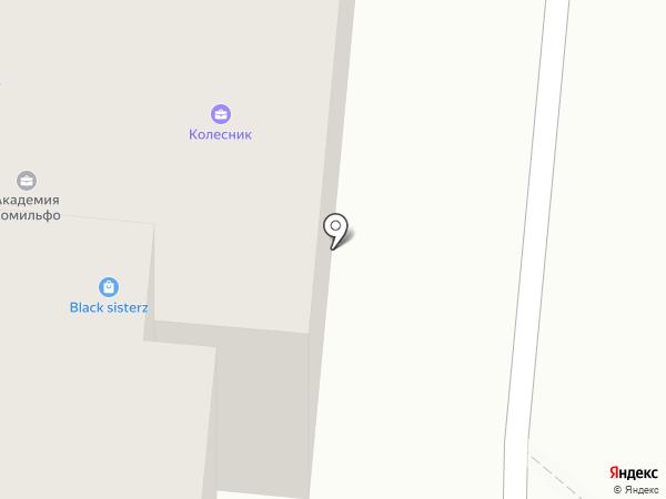 Benjamin Stifler на карте Тюмени