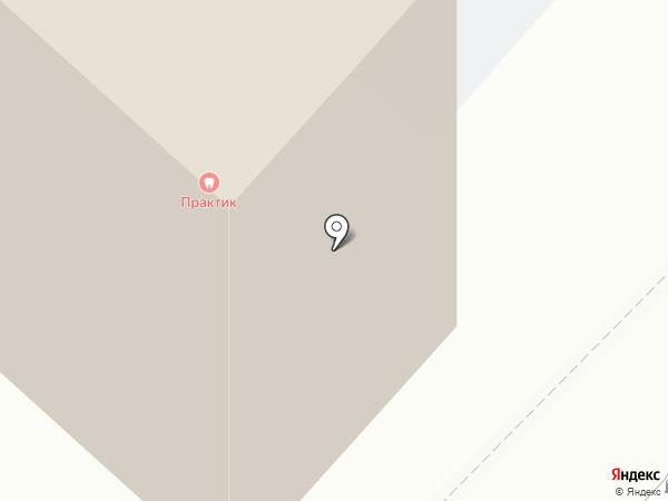 Арбитраж-ТМ на карте Тюмени