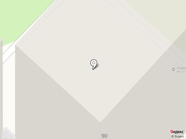 Femina на карте Тюмени